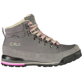 CMP Campagnolo Heka WP Hiking Shoes Women Graffite-Strawberry